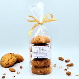 Cookies miel & amandes