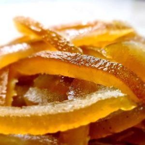 Croque Nougat aux écorces de Citrons de Sicile